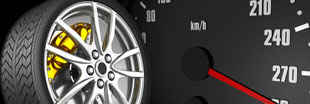 Tachoanpassung an veränderte Reifen- und Felgengrößen